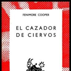 Libros de segunda mano: COLECCION AUSTRAL. Nº 1386. FENIMORE COOPER. EL CAZADOR DE CIERVOS.. Lote 254658440