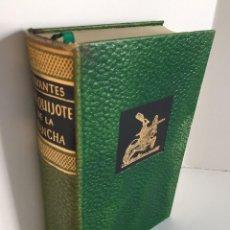 Libros de segunda mano: MIGUEL DE CERVANTES SAAVEDRA. DON QUIJOTE DE LA MANCHA. TEXTO Y NOTAS DE MARTÍN RIQUER. ED. JUVENTUD. Lote 254860595