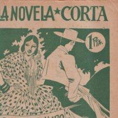 Libros de segunda mano: LA NOVELA CORTA 26 - EL PELELE - R . LOPEZ DE HARO. Lote 254883360