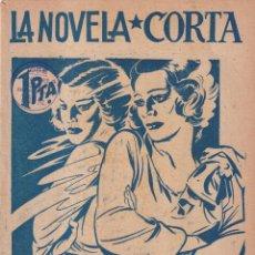 Libros de segunda mano: LA NOVELA CORTA 34 - EL ORO Y EL HUMO - FERNANDO DE COSSIO. Lote 254883530