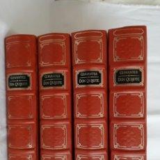 Libros de segunda mano: 4 TOMOS DON QUIJOTE GUSTAVO DORE.. Lote 255529955