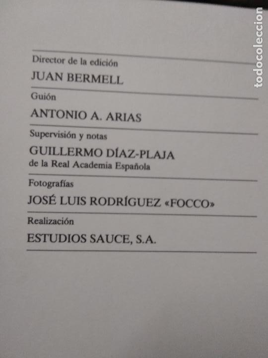 Libros de segunda mano: Don Quijote de la Mancha, Miguel de Cervantes Saavedra. (8 volúmenes 1988). ENCI-19 - Foto 3 - 255974540