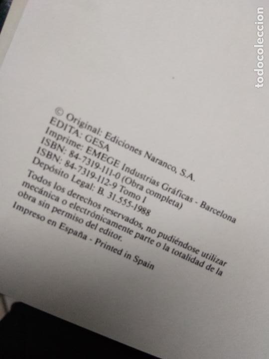 Libros de segunda mano: Don Quijote de la Mancha, Miguel de Cervantes Saavedra. (8 volúmenes 1988). ENCI-19 - Foto 5 - 255974540