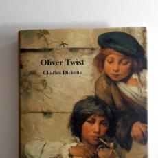 Libros de segunda mano: OLIVER TWIST. CHARLES DICKENS. ALBA EDITORIAL. CLASICA MAIOR. PRIMERA EDICIÓN. Lote 257410635