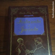 Libros de segunda mano: FORTUNATA Y JACINTA.- BENITO PEREZ GALDÓS.. Lote 257539850