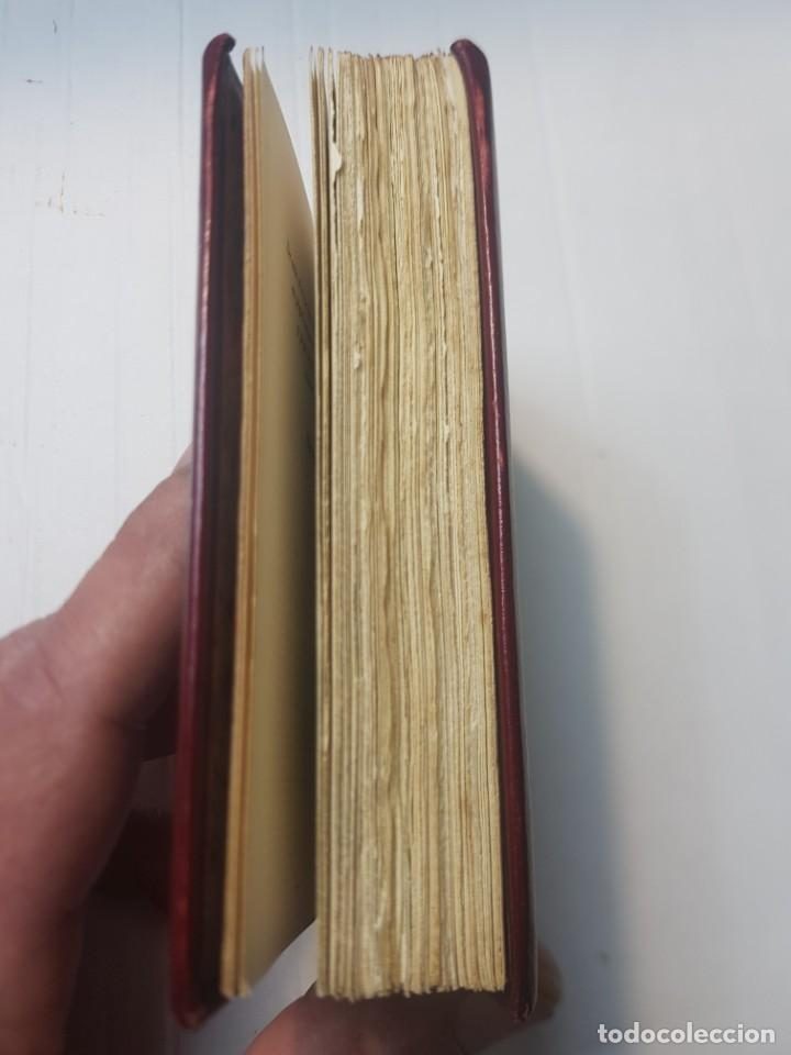 Libros de segunda mano: Libro Despedida del Paraíso-Frank Thiess-serie limitada 28 ejemplares papel verjurado y Japon 1946 - Foto 6 - 257932275