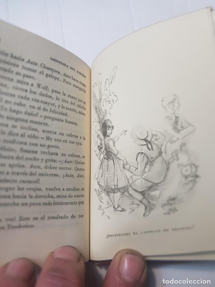 Libros de segunda mano: Libro Despedida del Paraíso-Frank Thiess-serie limitada 28 ejemplares papel verjurado y Japon 1946 - Foto 8 - 257932275