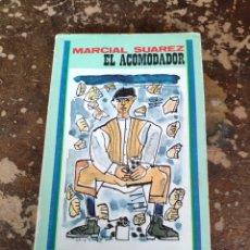 Livres d'occasion: EL ACOMODADOR (MARCIAL SUAREZ). Lote 258131410