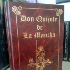 Livros em segunda mão: DON QUIJOTE - CERVANTES - ILUSTRACIONES DE GUSTAVO DORÉ, GRABADAS POR PISAN - EDICIÓN ESPECIAL. Lote 259273655