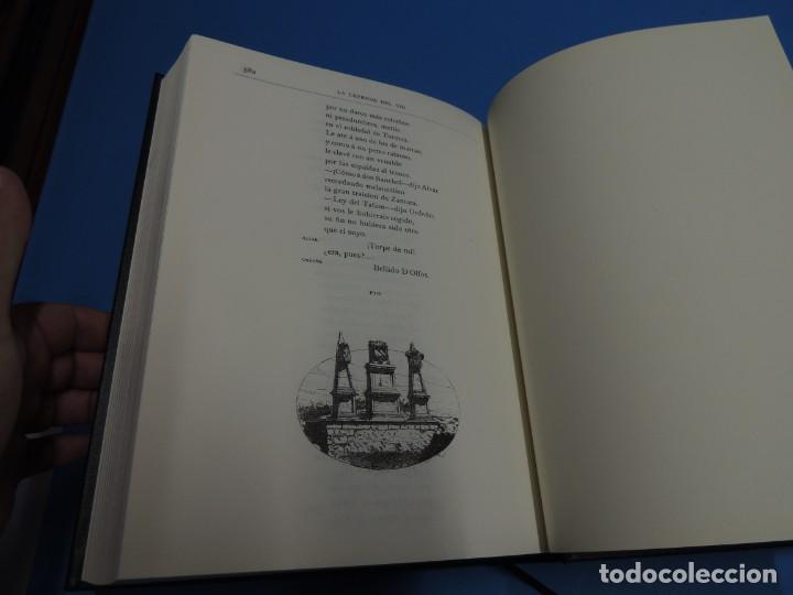 Libros de segunda mano: LA LEYENDA DEL CID ESCRITA EN VERSO - JOSE ZORRILLA - ILUSTRADA POR PELLICER - Foto 13 - 261117960