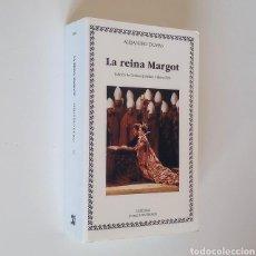 Livros em segunda mão: ALEJANDRO DUMAS. LA REINA MARGOT. CÁTEDRA, LETRAS UNIVERSALES, 2000. 815 PÁGS. Lote 261221125