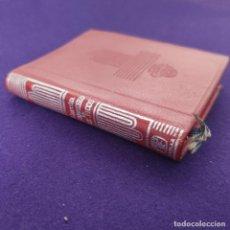 Libros de segunda mano: CRISOLIN ORIGINAL Nº33. EL SOMBRERO DE TRES PICOS. ALARCON. AÑO 1971. 6X8CM.. Lote 261227375