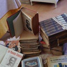 Libros de segunda mano: MAS DE 100 NOVELILLAS, AÑOS 20 Y 30, PYMY T. Lote 261290300
