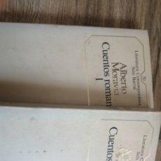 Libros de segunda mano: CUENTOS ROMANOS. Lote 261574530
