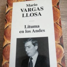 Libros de segunda mano: LITUMA EN LOS ANDES. Lote 261579135