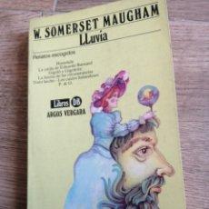 Libros de segunda mano: LLUVIA (RELATOS ESCOGIDOS). Lote 261579875