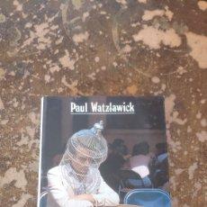 Livros em segunda mão: EL ARTE DE AMARGARSE LA VIDA (PAUL WATZLAWICK) (HERDER). Lote 262532565