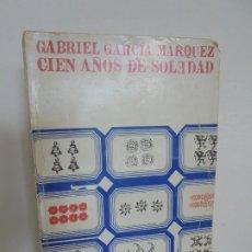 Libros de segunda mano: GABRIEL GARCIA MARQUEZ. CIEN AÑOS DE SOLEDAD. EDITORIAL SUDAMERICANA. 1973. Lote 262626260
