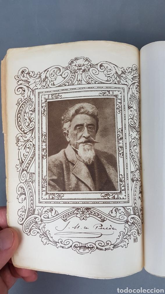 Libros de segunda mano: JOSE MARIA DE PEREDA - OBRAS COMPLETAS M.AGUILAR EDITOR - 2.558 PÁGINAS. - Foto 5 - 262811765