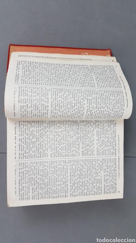 Libros de segunda mano: JOSE MARIA DE PEREDA - OBRAS COMPLETAS M.AGUILAR EDITOR - 2.558 PÁGINAS. - Foto 6 - 262811765