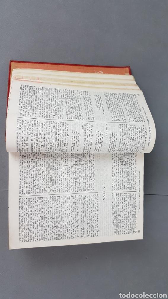 Libros de segunda mano: JOSE MARIA DE PEREDA - OBRAS COMPLETAS M.AGUILAR EDITOR - 2.558 PÁGINAS. - Foto 7 - 262811765