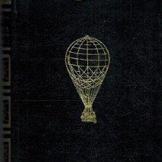 Libros de segunda mano: LA VUELTA AL MUNDO EN 80 DIAS DE LA TIERRA A LA LUNA - JULIO VERNE. Lote 262954930
