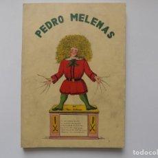 Libros de segunda mano: LIBRERIA GHOTICA. HEINRICH HOFFMANN. PEDRO MELENAS.1987. MUY ILUSTRADO. CURIOSO Y RARO.. Lote 262960860
