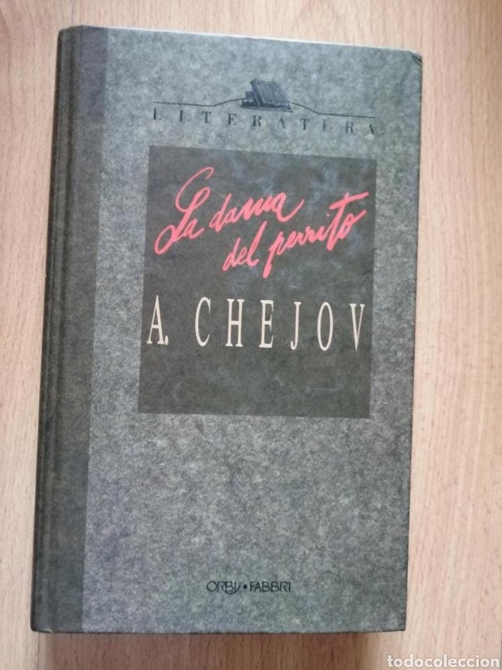 LA DAMA DEL PERRITO / A. CHEJOV (Libros de Segunda Mano (posteriores a 1936) - Literatura - Narrativa - Clásicos)