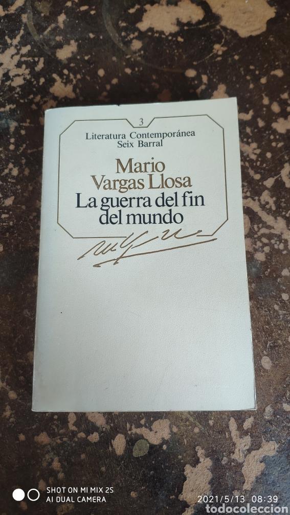 LA GUERRA DEL FIN DEL MUNDO (MARIO VARGAS LLOSA) (SEIX BARRAL) (Libros de Segunda Mano (posteriores a 1936) - Literatura - Narrativa - Clásicos)