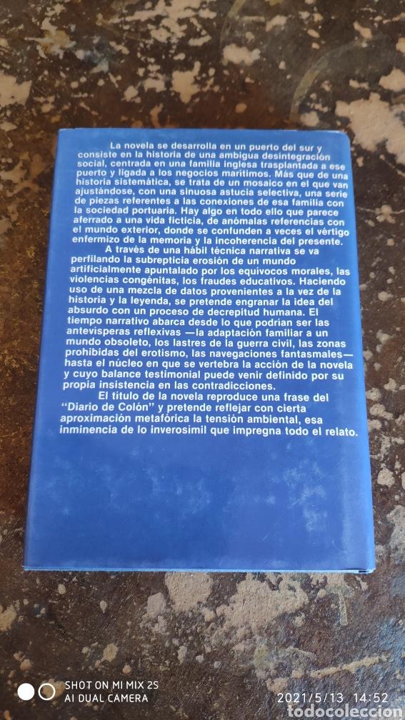 Libros de segunda mano: TODA LA NOCHE OYERON PASAR PAJAROS (JOSE MANUEL CABALLERO BONALD) (PLANETA) - Foto 2 - 263033445