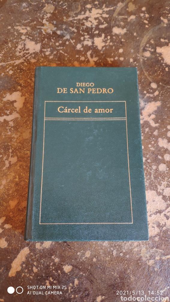 CARCEL DE AMOR (DIEGO DE SAN PEDRO) (Libros de Segunda Mano (posteriores a 1936) - Literatura - Narrativa - Clásicos)