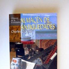 Libros de segunda mano: ALMACÉN DE ANTIGÜEDADES. CHARLES DICKENS - EDIMAT. Lote 263034470