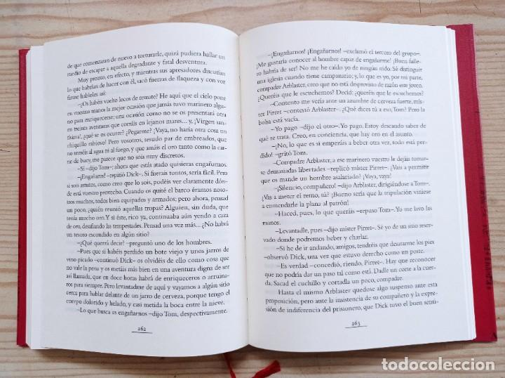 Libros de segunda mano: La Flecha Negra - Robert Louis Stevenson - 2005 - Edhasa - Foto 5 - 263037230
