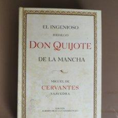 Libros de segunda mano: DON QUIJOTE DE LA MANCHA.MIGUEL DE CERVANTES. EDICION CONMEMORATIVA IV CENTENARIO. AUSTRAL. ESPASA.. Lote 263067945