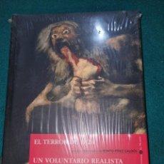 Libros de segunda mano: BENITO PEREZ GALDOS,EPISODIOS NACIONALES,,N°9,. Lote 264728844