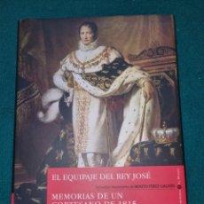 Libros de segunda mano: BENITO PEREZ GALDOS,EPISODIOS NACIONALES,,N°6,. Lote 264729209