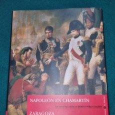 Libros de segunda mano: BENITO PEREZ GALDOS,EPISODIOS NACIONALES,,N°3,. Lote 264729384
