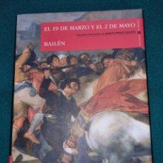 Libros de segunda mano: BENITO PEREZ GALDOS,EPISODIOS NACIONALES,,N°2,. Lote 264729439