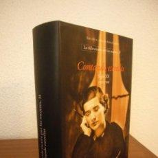 Libros de segunda mano: CONTANDO ESTRELLAS. SIGLO XX: 1920-1960 (LA VIDA ESCRITA POR LAS MUJERES, II) LUMEN. ANNA CABALLÉ. Lote 264846739