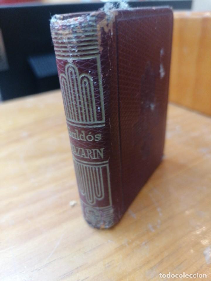 B. PÉREZ GALDOS. NAZARIN. AGUILAR. CRISOL N. 15 (Libros de Segunda Mano (posteriores a 1936) - Literatura - Narrativa - Clásicos)