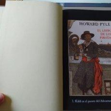 Libros de segunda mano: EL LIBRO DE LOS PIRATAS, HOWARD PYLE, ED. VALDEMAR, 2001. DESCATALOGADO, ILUSTRADO.. Lote 266044913