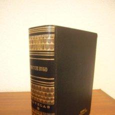 Libros de segunda mano: VICTOR HUGO: NOVELAS, I: LOS MISERABLES (AUGUSTA, OBRAS ESTELARES, 1972) MUY BUEN ESTADO. Lote 268861679