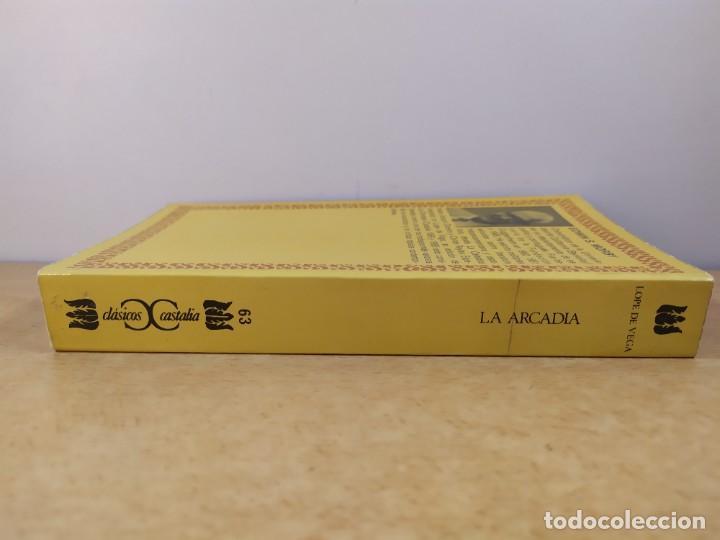 Libros de segunda mano: LA ARCADIA / LOPE DE VEGA / EDICIÓN DE EDWIN S. MORBY / 1975. CASTALIA - Foto 6 - 269245448