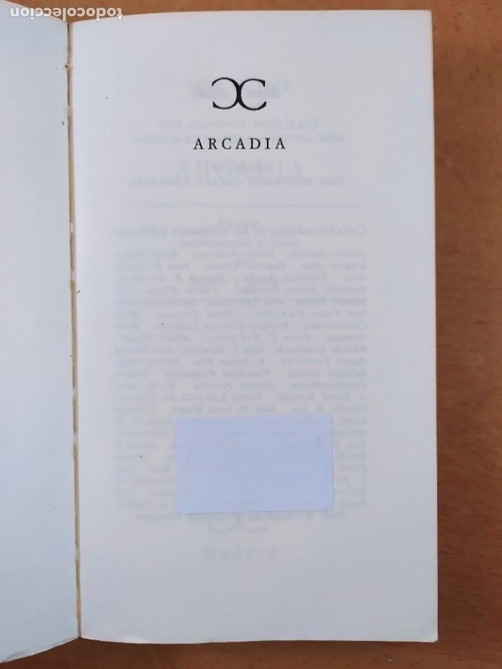 Libros de segunda mano: LA ARCADIA / LOPE DE VEGA / EDICIÓN DE EDWIN S. MORBY / 1975. CASTALIA - Foto 2 - 269245448