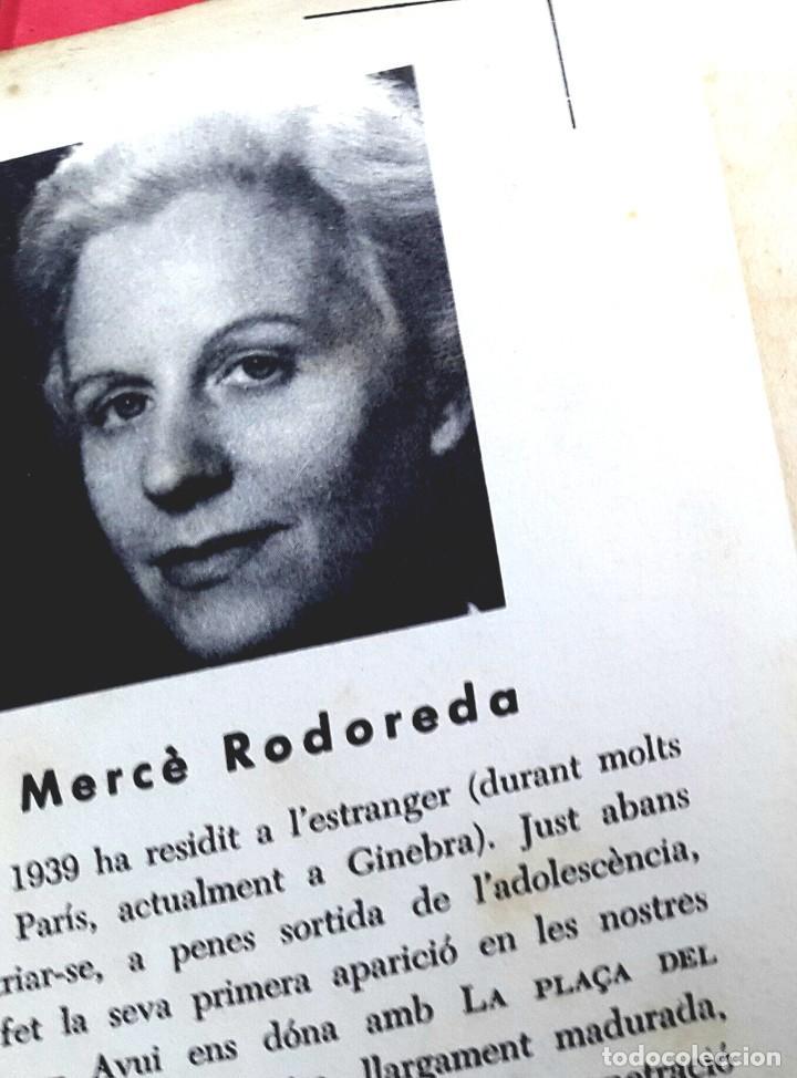 Libros de segunda mano: LA PLAÇA DEL DIAMANT - Mercè Rodoreda - Primera edició - Març 1962 - Foto 2 - 269479793