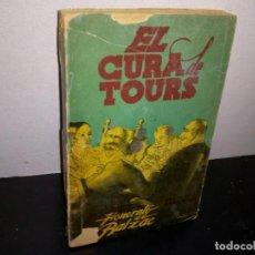 Libros de segunda mano: 27- EL CURA DE TOURS - HONORATO DE BALZAC. Lote 269649943