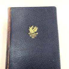 Libros de segunda mano: H. G. WELLS OBRAS COMPLETAS 1962. Lote 269653143