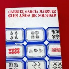 Libros de segunda mano: CIEN AÑOS DE SOLEDAD - 1ª EDICIÓN 1969 - EDITORIAL SUDAMERICANA. Lote 269797133