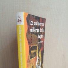 Libros de segunda mano: LOS QUINIENTOS MILLONES DE LA BEGUN. JULES VERNE. ALIANZA EDITORIAL, COLECCIÓN BIBLIOTECA JUVENIL,. Lote 269838618