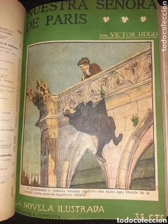 Libros de segunda mano: NOVELAS COMPLETAS DE VICTOR HUGO - 2 TOMOS. (VER FOTOS) - Foto 6 - 270176253